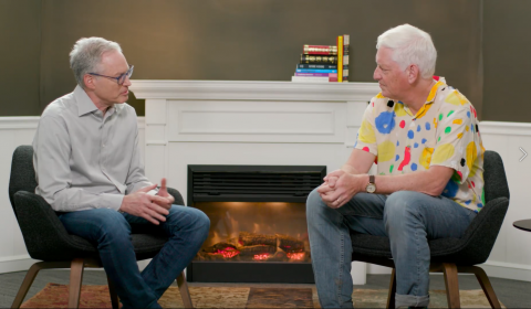 Fireside Chat with Peter Norvig
