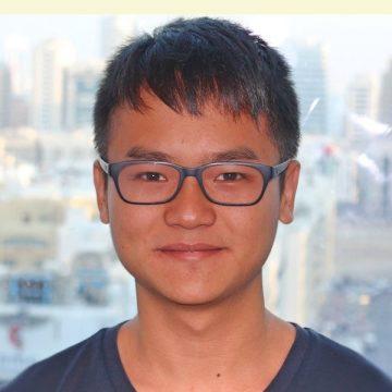 Portrait of Quan  Vuong
