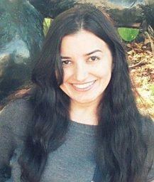 Portrait of Samira Ebrahimi Kahou