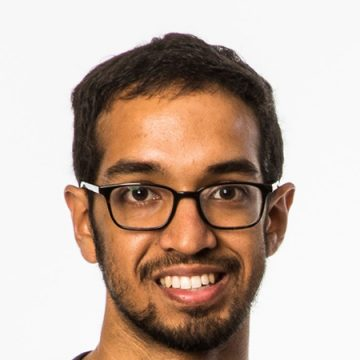 Portrait of Vikram  Iyer