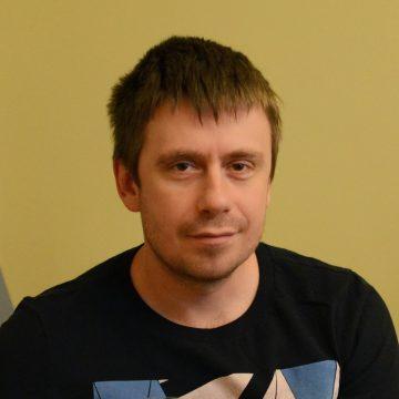 Portrait of Vladimir Kolesnikov