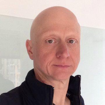 Portrait of Andre Kramer