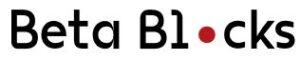 beta blocks logo