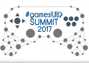 Games UR Summit 2017 Logo