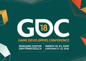 GDC 2018 logo