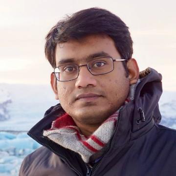 Portrait of Subho Mukherjee