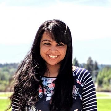 Portrait of Nivedita Arora