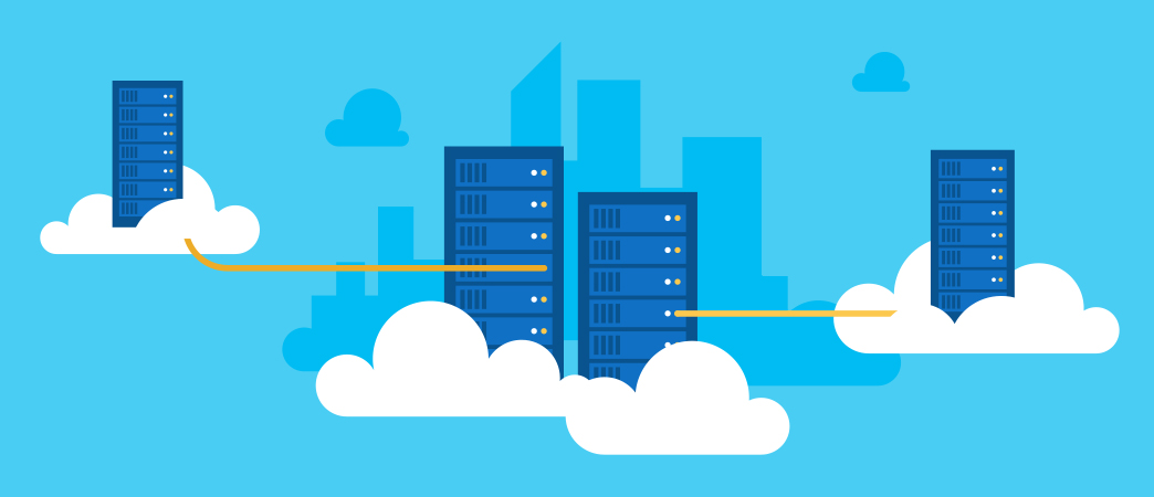 systems for the cloud graphic