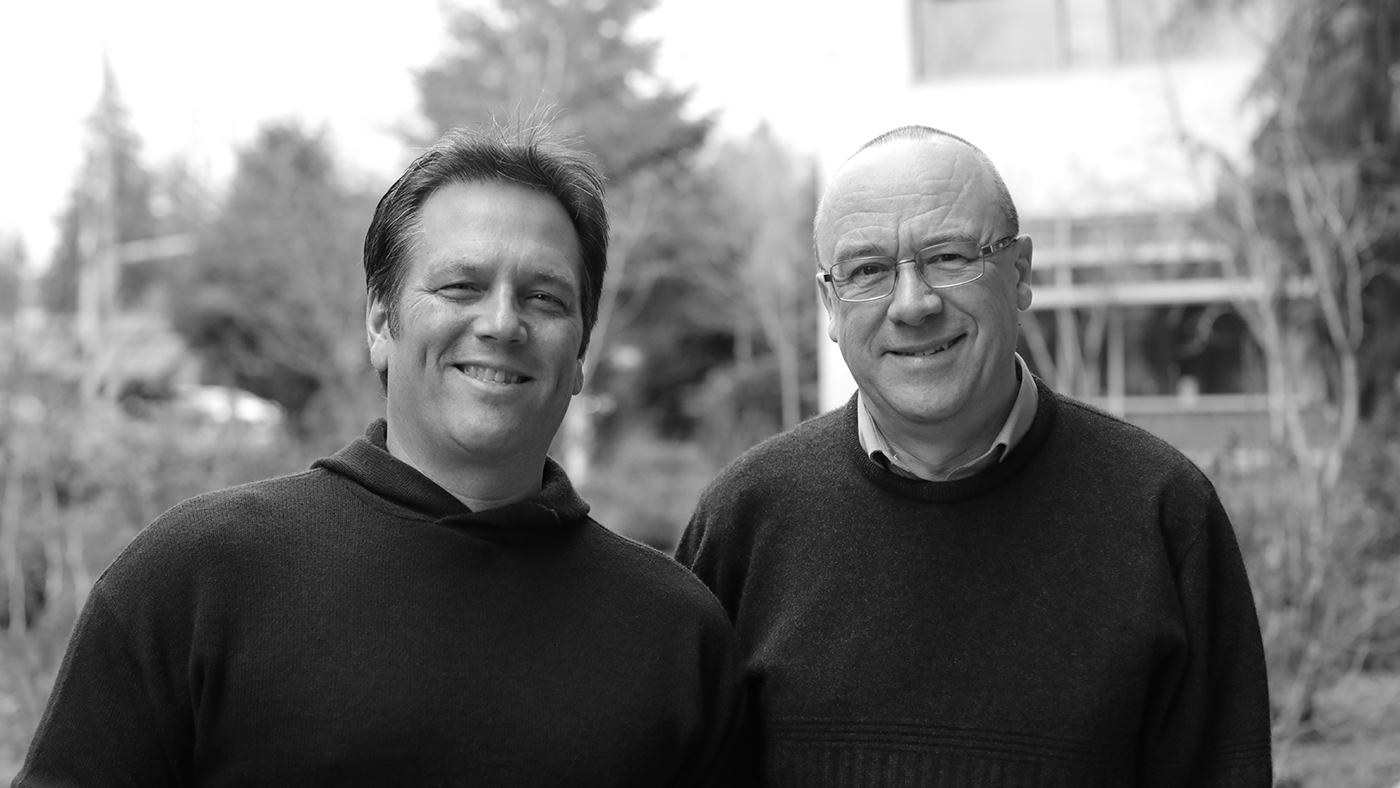 Game on with Dr. Chris Bishop and Phil Spencer