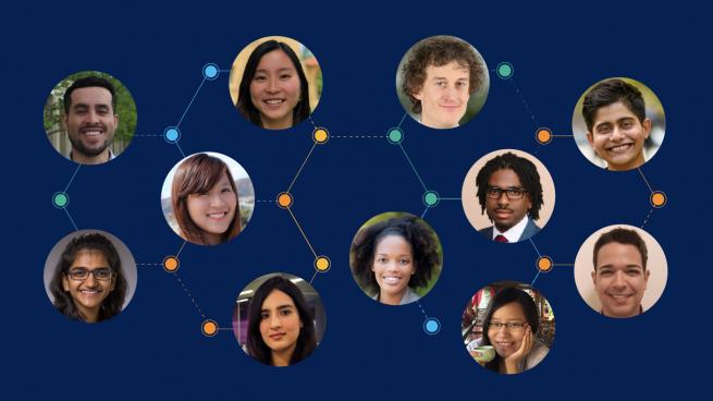2019 Dissertation Grant winners