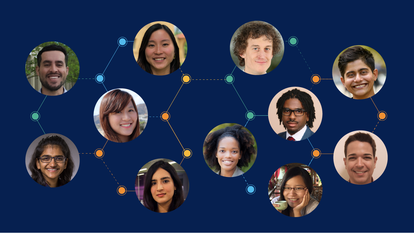 2019 Dissertation Grant winners