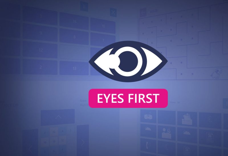 Eyes First games & apps