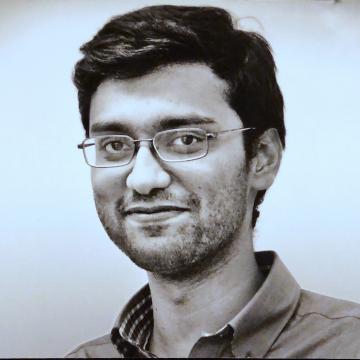 Portrait of Shivendra Upadhyay