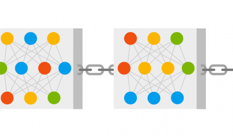 Image associated with Leveraging blockchain to make machine learning models more accessible