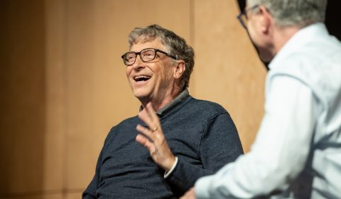 Faculty Summit 2019 - Bill Gates