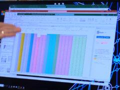 Spreadsheet Understanding Using Statistics and Deep Learning