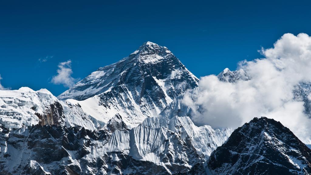 image of Mt Everest