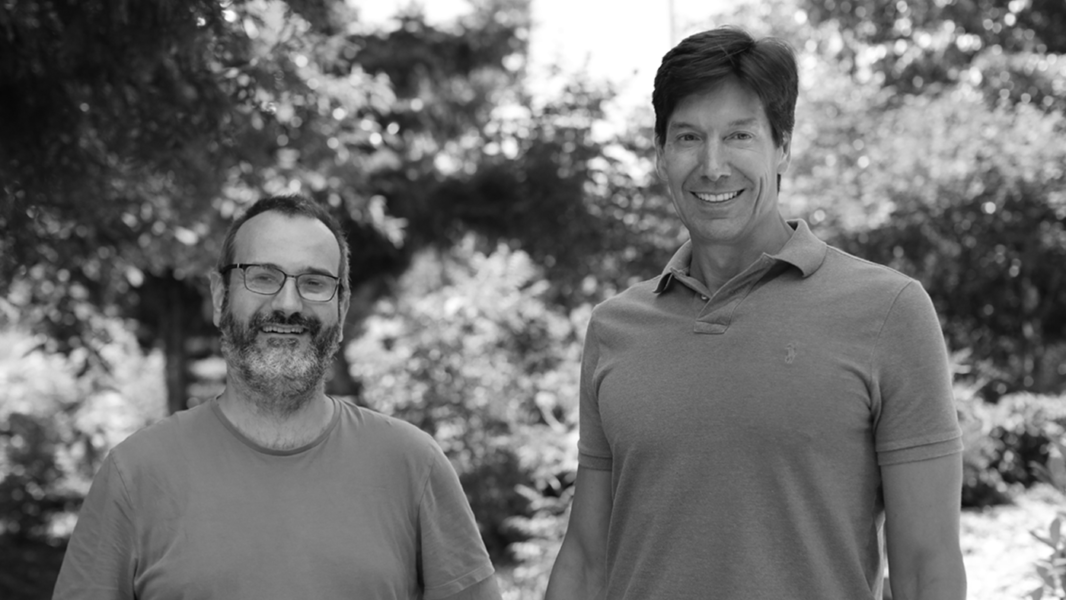 Ant Rowstron and Mark Russinovich for the Microsoft Research podcast