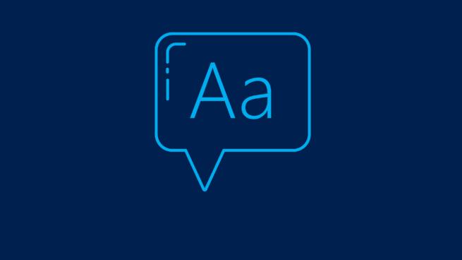 Research Area Tile: Human Language Technologies