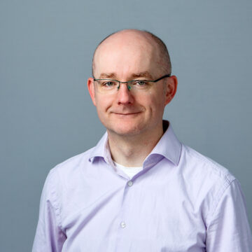 Portrait of Gavin Doherty