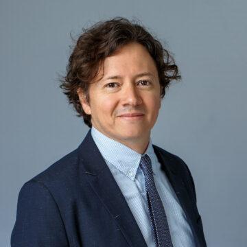 Portrait of Jorge Palacios