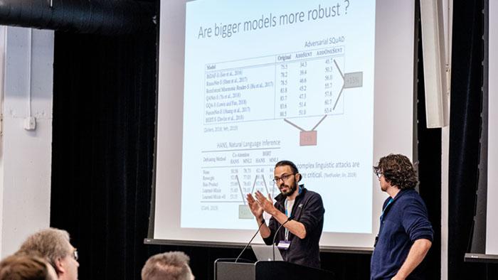 Presentation at MSR & Mila Workshop 2019