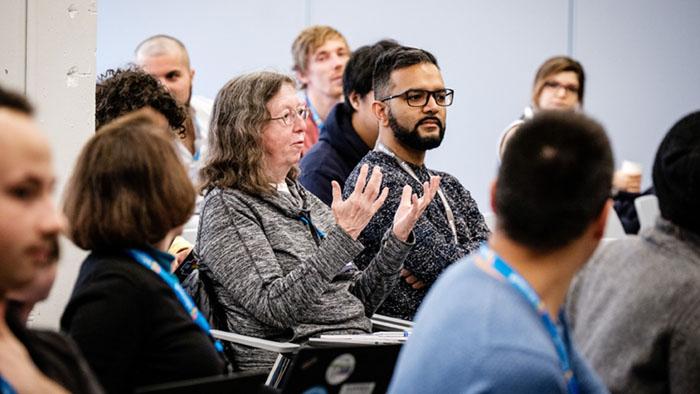 Susan Dumais at MSR & Mila Workshop 2019