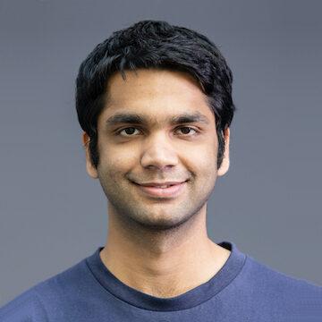Portrait of Aditya Grover