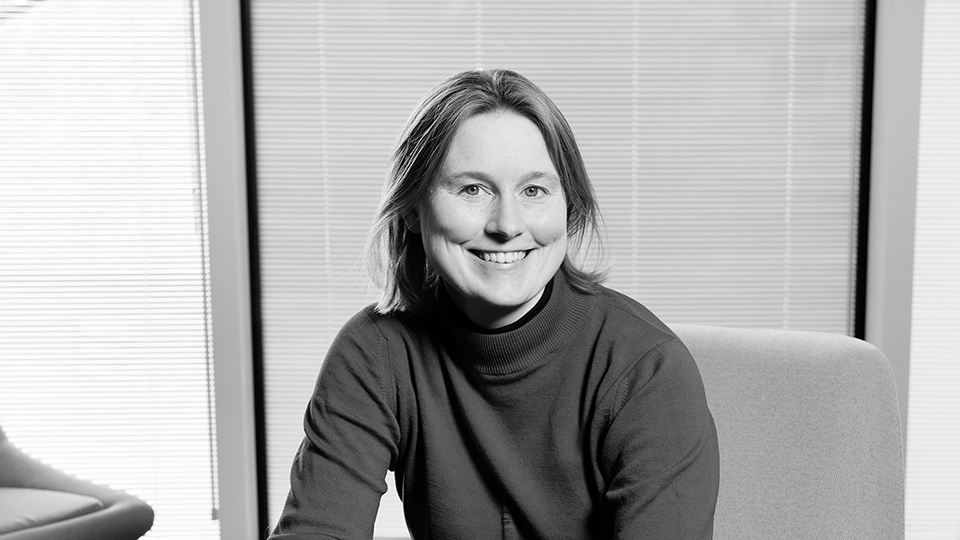 Image of Cecily Morrison for the Microsoft Research Podcast