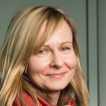 Portrait of Ewa Luger