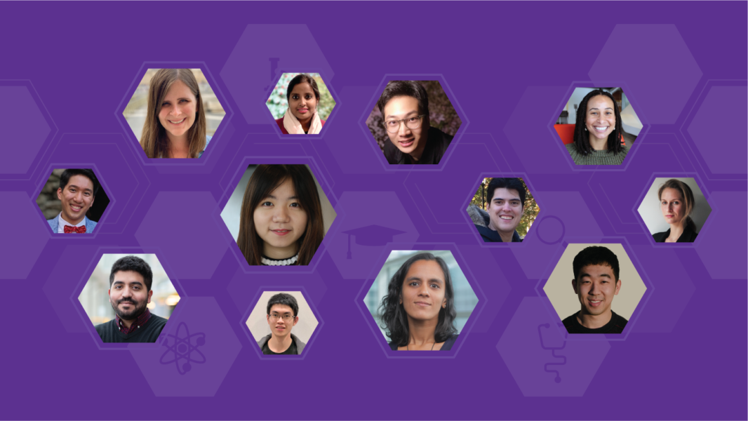 2020 Ada Lovelace Fellowship and PhD Fellowship winners