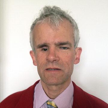 Portrait of Peter Bosher
