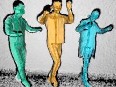 Skeletal Tracking on Azure Kinect