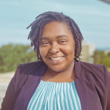 Portrait of Jazette Johnson