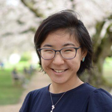 Portrait of Momona Yamagami