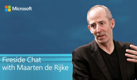 Video: Fireside Chat with Maarten de Rijke