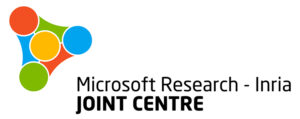 Microsofr Research Inria Join Centre logo