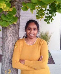 Aarati Kakaraparthy