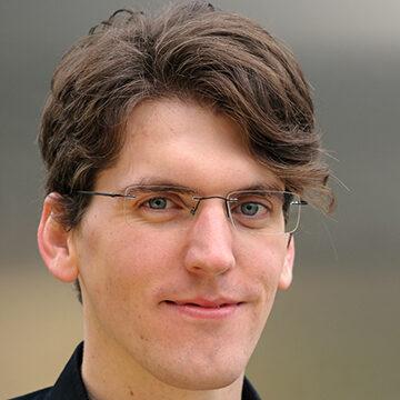 Portrait of Christian Guckelsberger