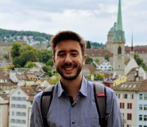 Konstantinos Kanellis (Data Systems Intern 2021)