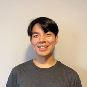 Saehan Jo (Data Systems Intern 2021)