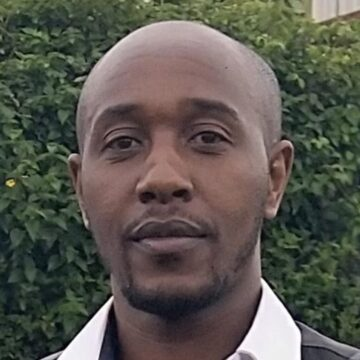 Portrait of David Gakure