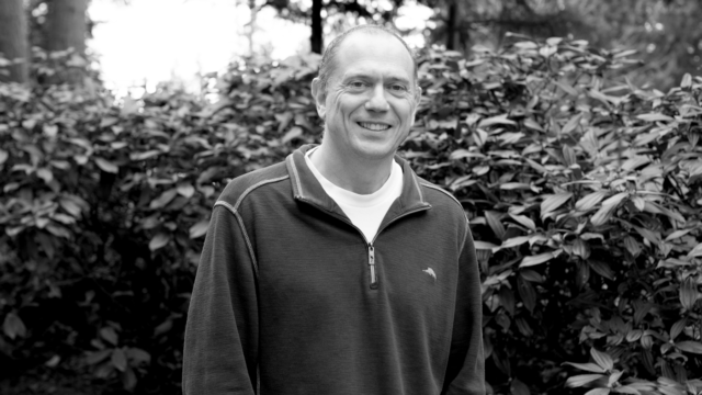 Headshot of Gavin Jancke for the Microsoft Research Podcast