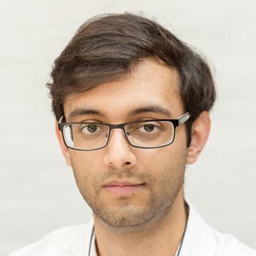 Portrait of Tabish Rashid