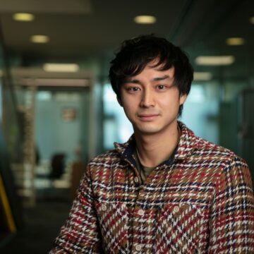 Portrait of Ryutaro Tanno