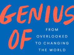 Lauter featured as world changer in the book, The Genius of Women