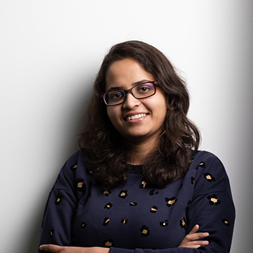Portrait of Janhavi Agrawal