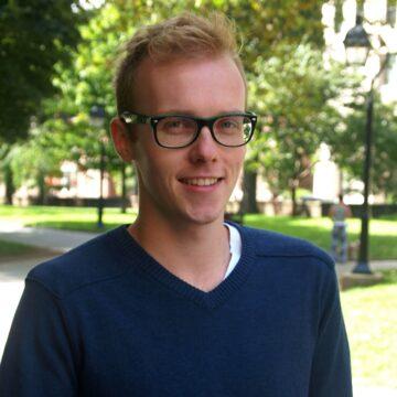 Portrait of Maarten Sap