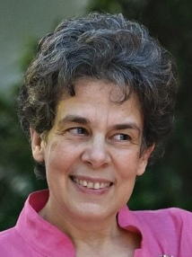 Portrait of Sophia Drossopoulou