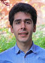 2020 Dissertation Grant: Diego Gomez-Zara